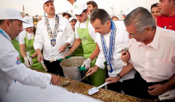 Fistiki Fest – A Celebration of the Aegina Pistachio