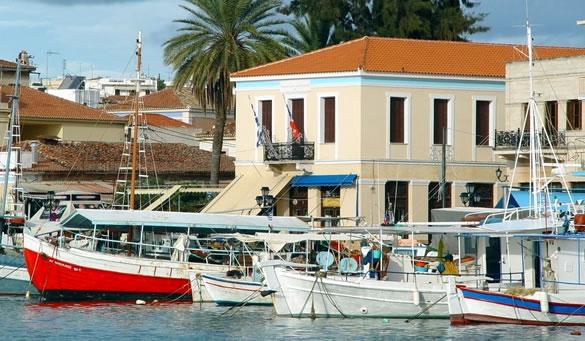 How to Get to Aegina