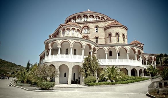 The Monastery of Agios Nektarios