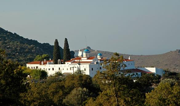The Monastery of Chrysoleontissa