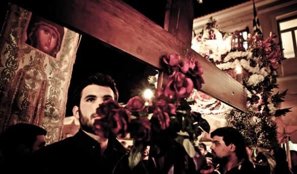 Easter in Aegina
