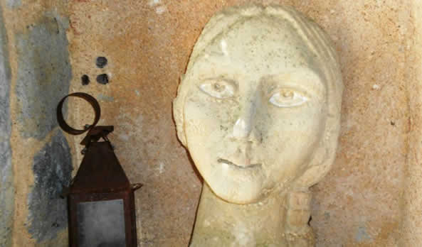 Aegina and Stone