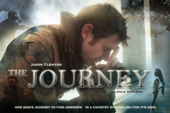 "Film ""The Journey"" in Aegina"
