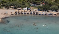 Aegina Town beaches