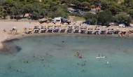 Aegina Town beaches