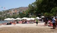 Aiginitissa beach Aegina