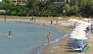 Marathonas beach Aegina