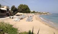 Vagia beach in Aegina